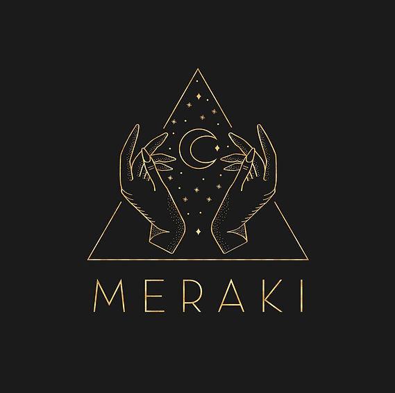 MERAKI - Logo design