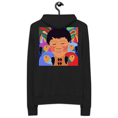 Indio - Unisex zip hoodie