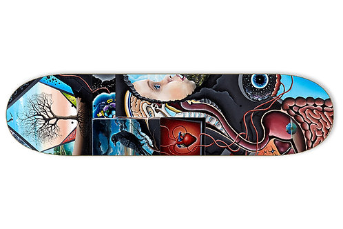 Quintessence Skateboard Deck - Edition of 20
