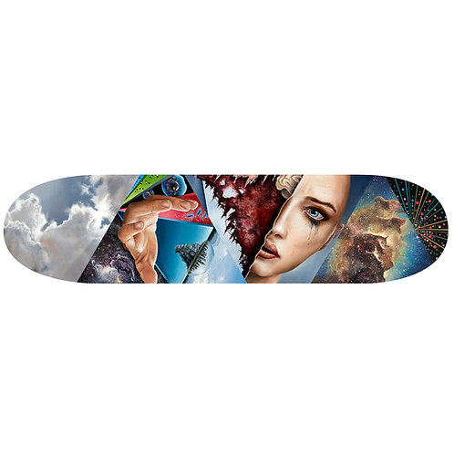 Collage Skateboard Deck  - Edition of 20