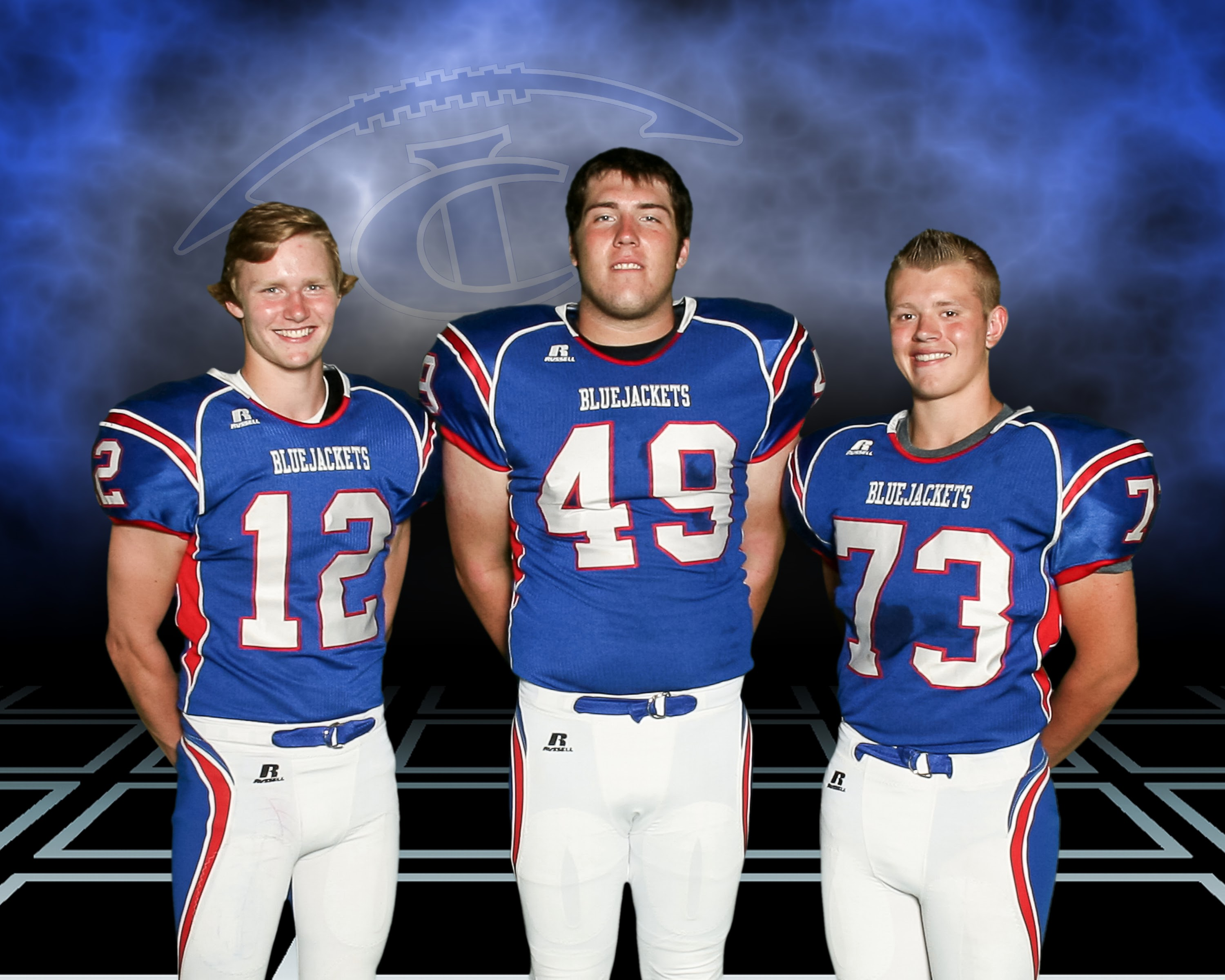 2016 Captains