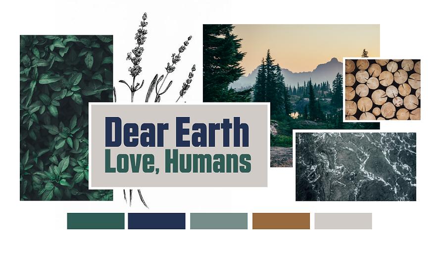 Dear Earth, Love Humans Essence