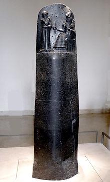 P1050763_Louvre_code_Hammurabi_face_rwk.