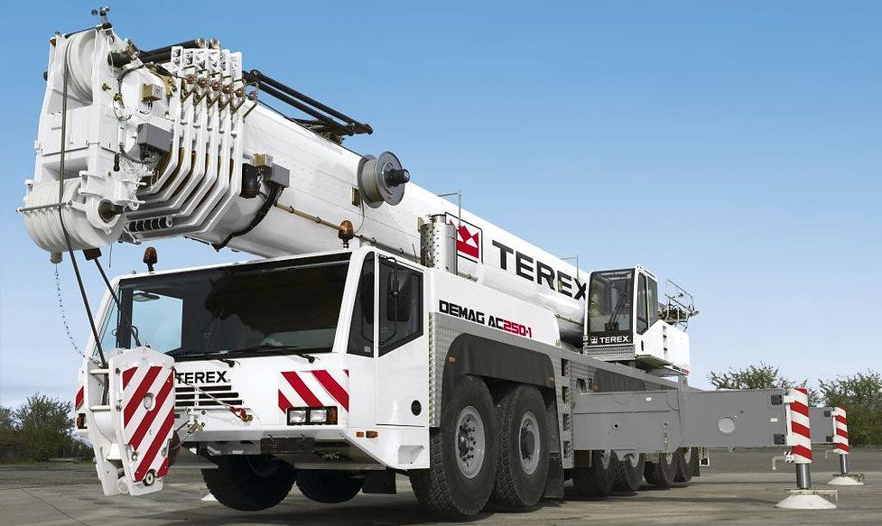 Terex Demag AC 250-1