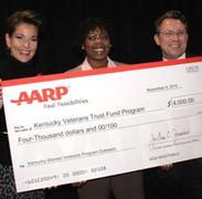 AARP's Generous Gift