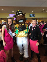 Heather French Henry and Miss Kentucky