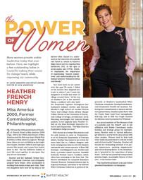 Celebrating Women Who Make An Impact On Us...