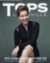 Heather French Henry TOPS Magazine