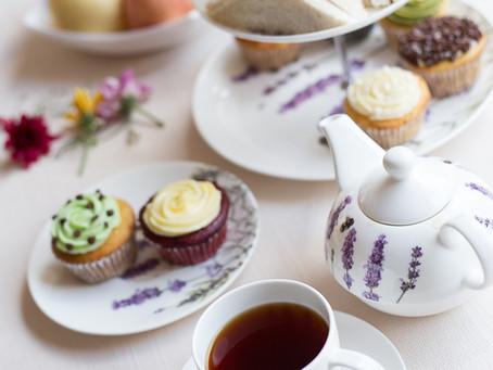Afternoon Tea is not High Tea