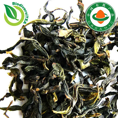 Wild Rock Oolong