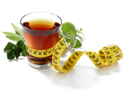 Drinking Tea and Losing Weight - What Science Tells Us