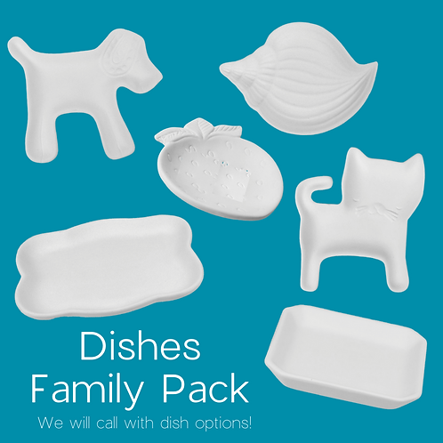 DISH FAMILY PACK
