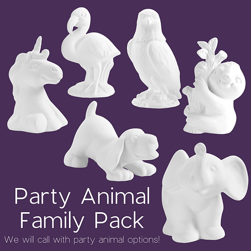 PARTY ANIMAL FAMILY PACK