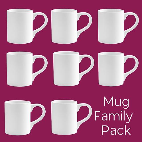 MUG FAMILY PACK