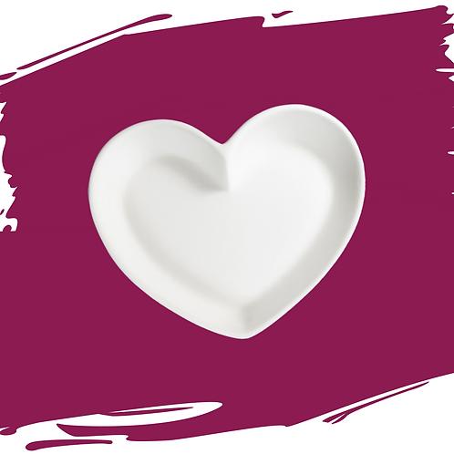 Heart Dish Kit
