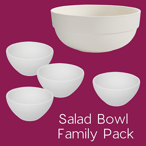 SALAD BOWL FAMILY PACK
