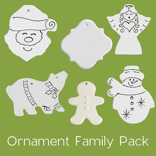 ORNAMENT FAMILY PACK