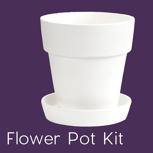 FLOWER POT KIT