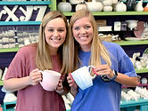 2 girls with mugs.JPG