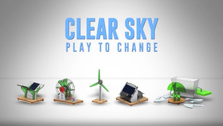 CLEAR SKY Play to Change