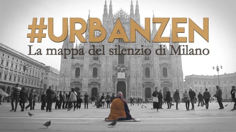 #URBANZEN la mappa del silenzio di Milano