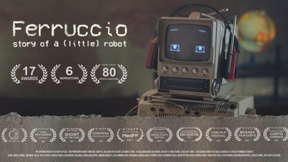 FERRUCCIO story of a little robot