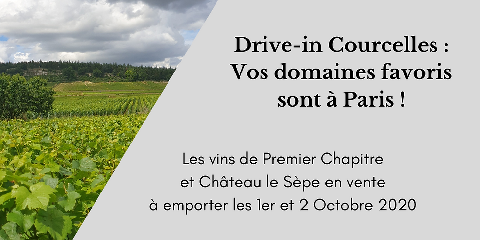 Take-away / Drive-In Courcelles