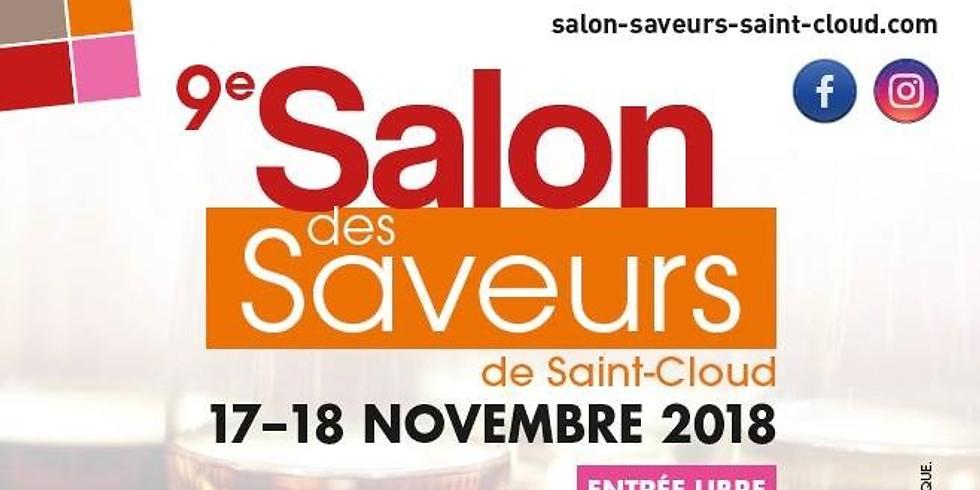 Salon des Saveurs de Saint Cloud