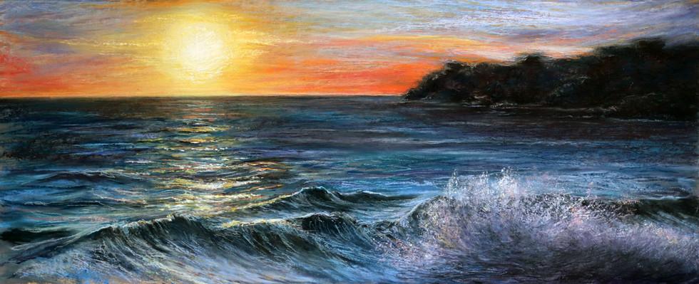 Vazon Bay Sunset.jpg