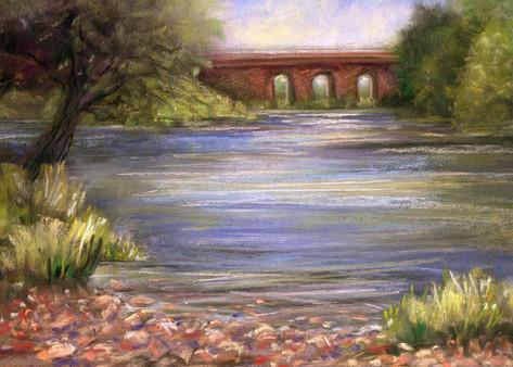 Cool River Runs