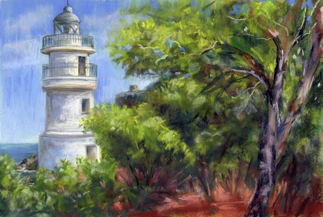 Cap Gros Lighthouse