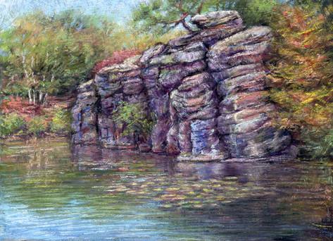 Turner's View at Plumpton