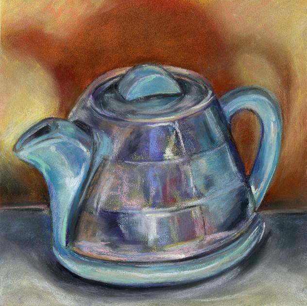 1950's Everhot Teapot