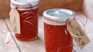 HOMEMADE JAM - RASPBERRY CHIPOTLE -  Retail - For Customer Purchase