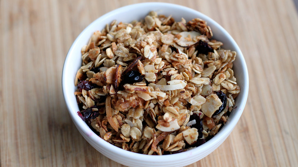 Granola (32oz deli cup for kitchen use)