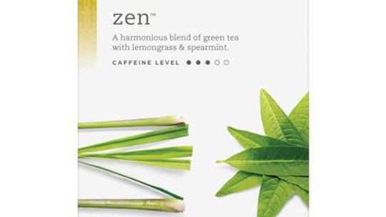 TAZO - ZEN (GREEN TEA)
