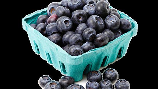 FRESH BLUEBERRIES(1 FLAT)
