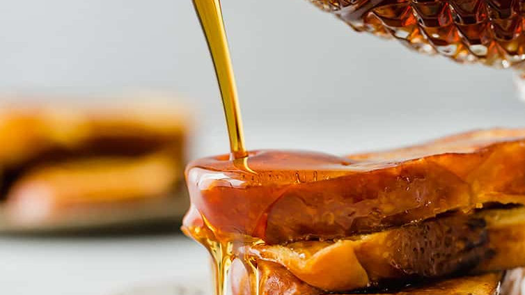 TOASTED MAPLE PECAN SYRUP
