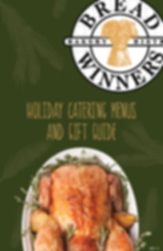 BW_2019 Holiday Catering Brochure_Single
