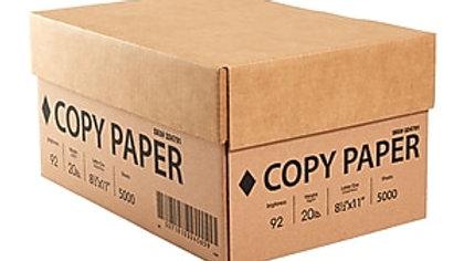 COPY PAPER (1 CASE)