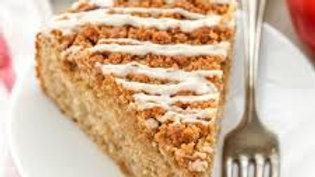 APPLE COFFEE CAKE BATTER (1 QT)