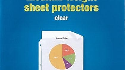 SHEET PROTECTORS (50)