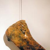 Ceramic, chain / Seramik, zincir 2002