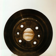 Ceramic, car disc / Seramik, araba diski 2002