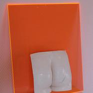 Ceramic, plexiglas / Seramik, pleksiglas 2004