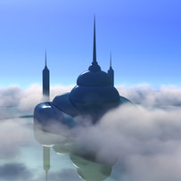 The Neptaj sailing into the mists of time.