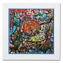 50 x 50 cm (2011) Acrylic on Canvas  Available  R 15 000