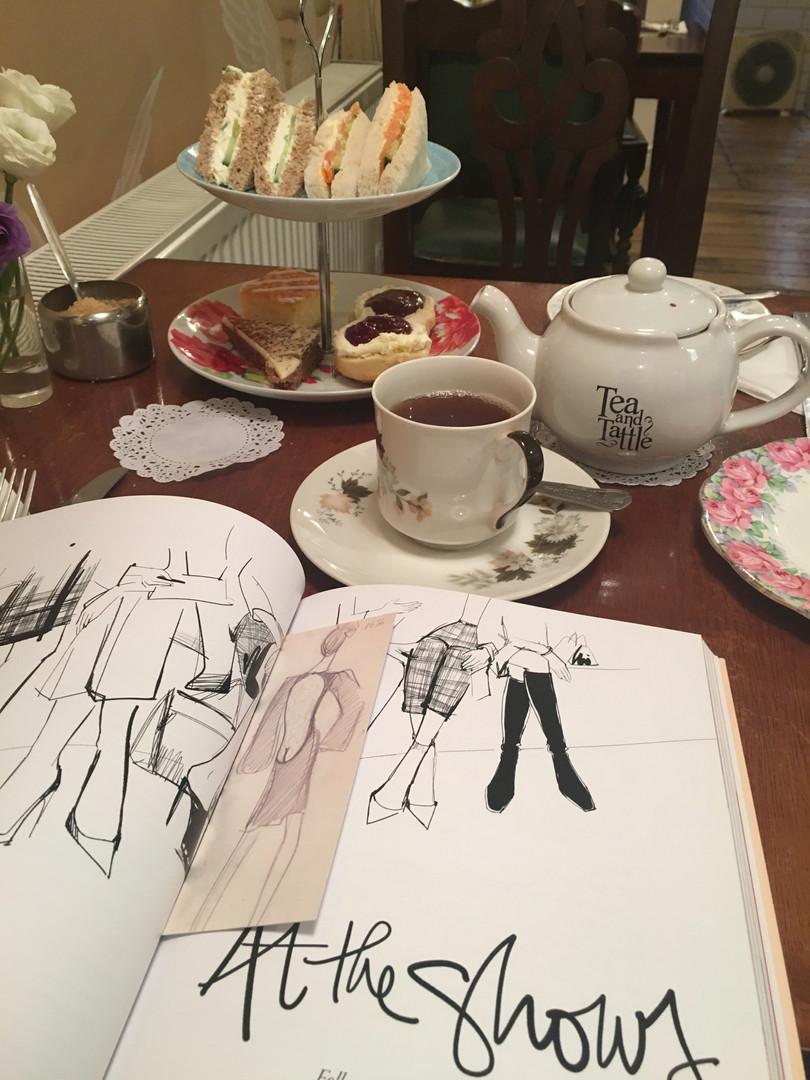 Sketches & Tea