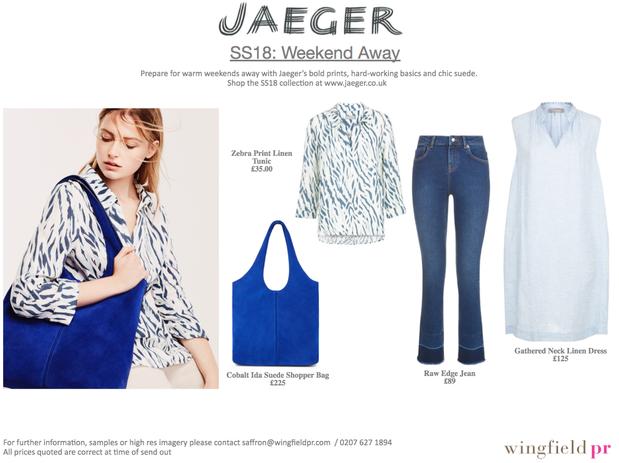 Jaeger Mailer
