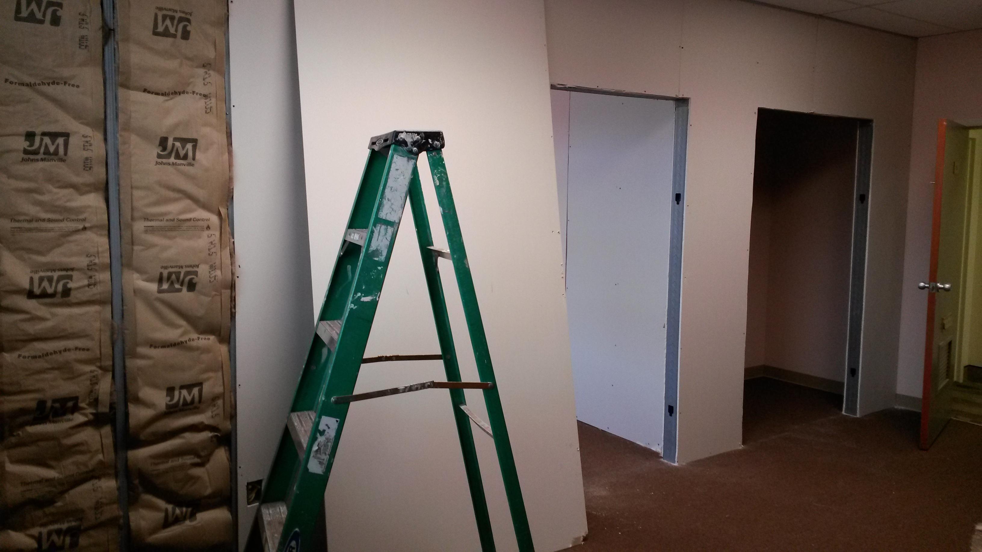 drywall installation following sound proofing.jpg